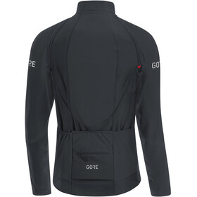GORE WEAR C7 Pro Zip-Off Jersey Men black